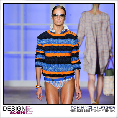 4474eb31 Tommy Hilfiger Womenswear Spring Summer 2012 Collection