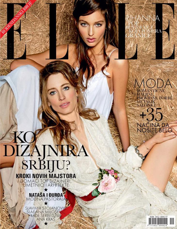 Elle Serbia
