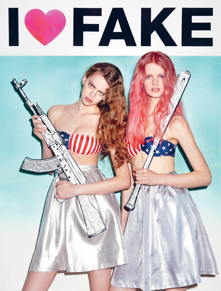 I Love Fake