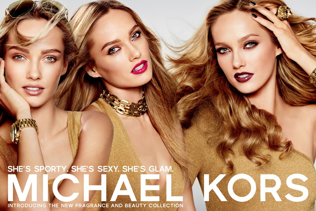 karmen pedaru michael kors beauty