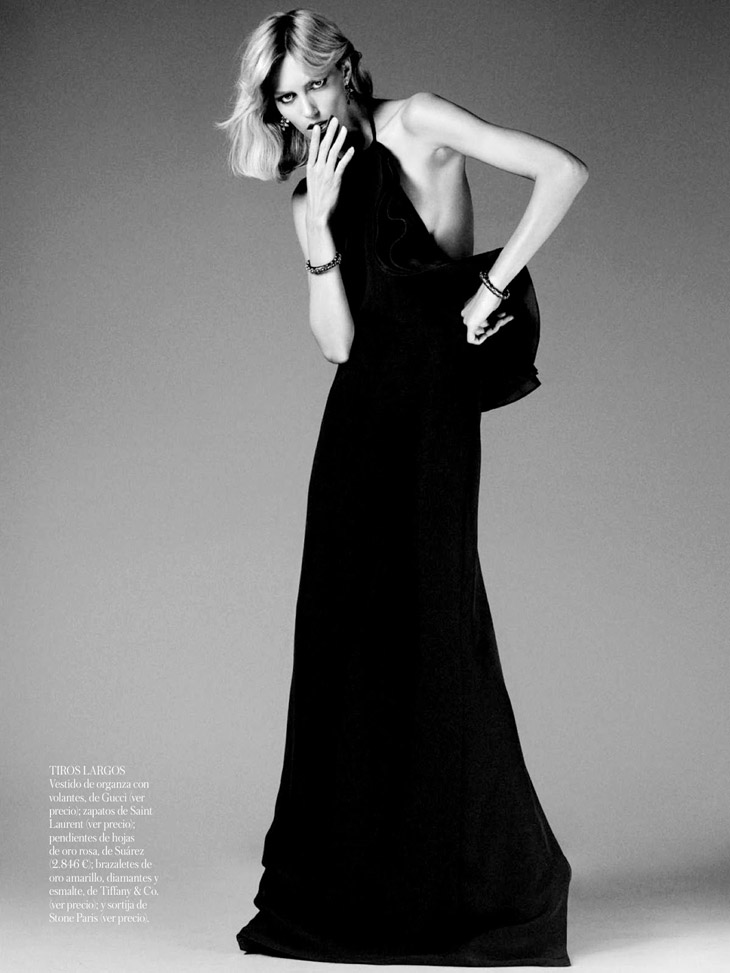 Anja rubik for vogue spain by giampaolo sgura for Rubik espana