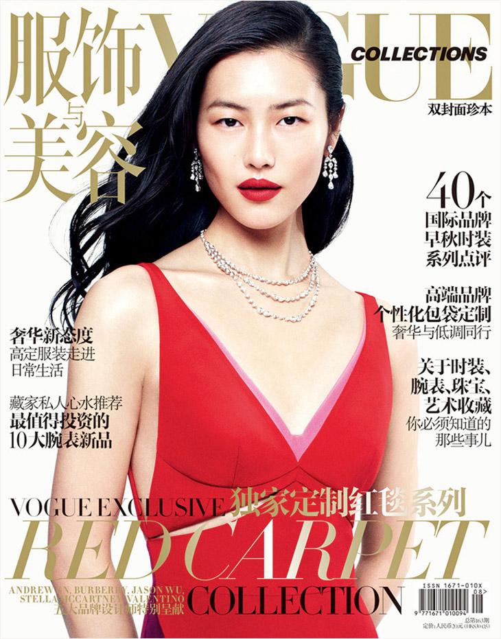 Think, Chinese supermodel liu duo understood not