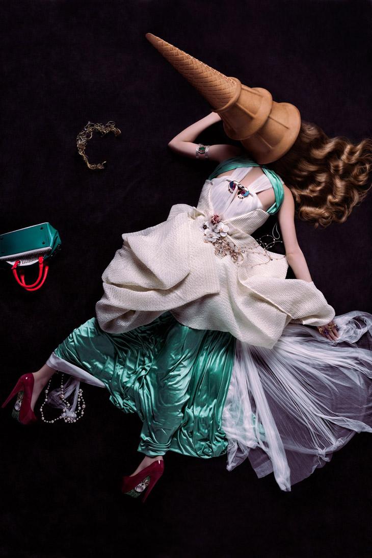 Fashion Melt By Toufic Araman