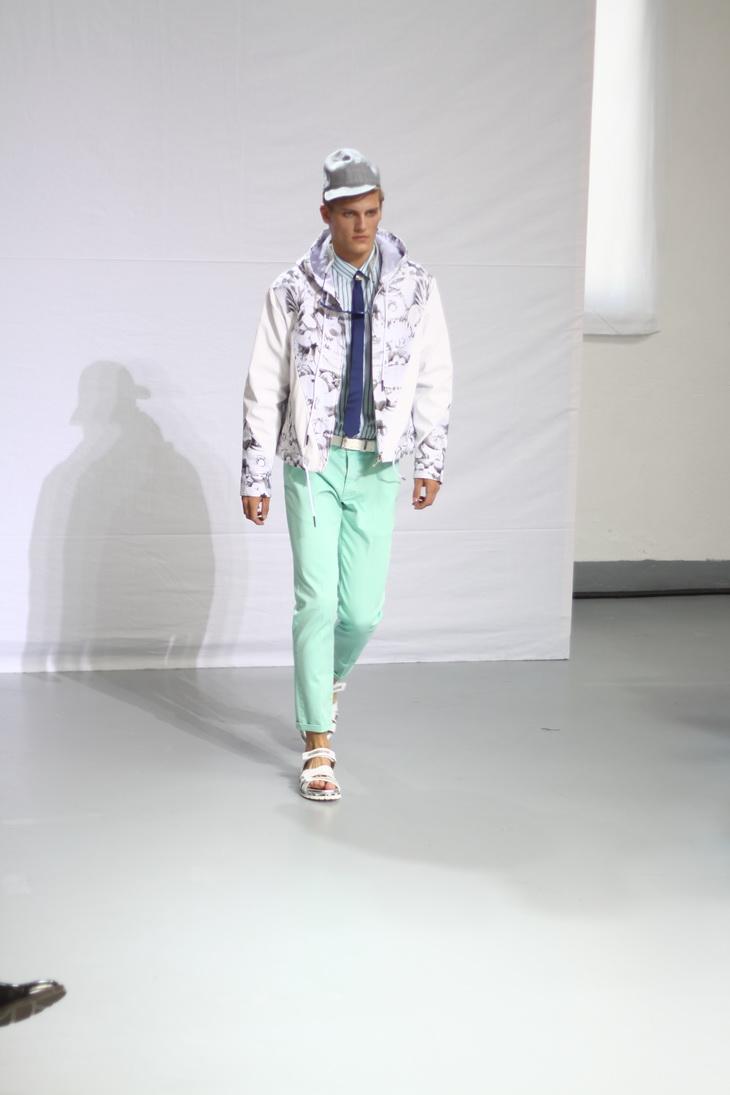 Morello SS14 Menswear