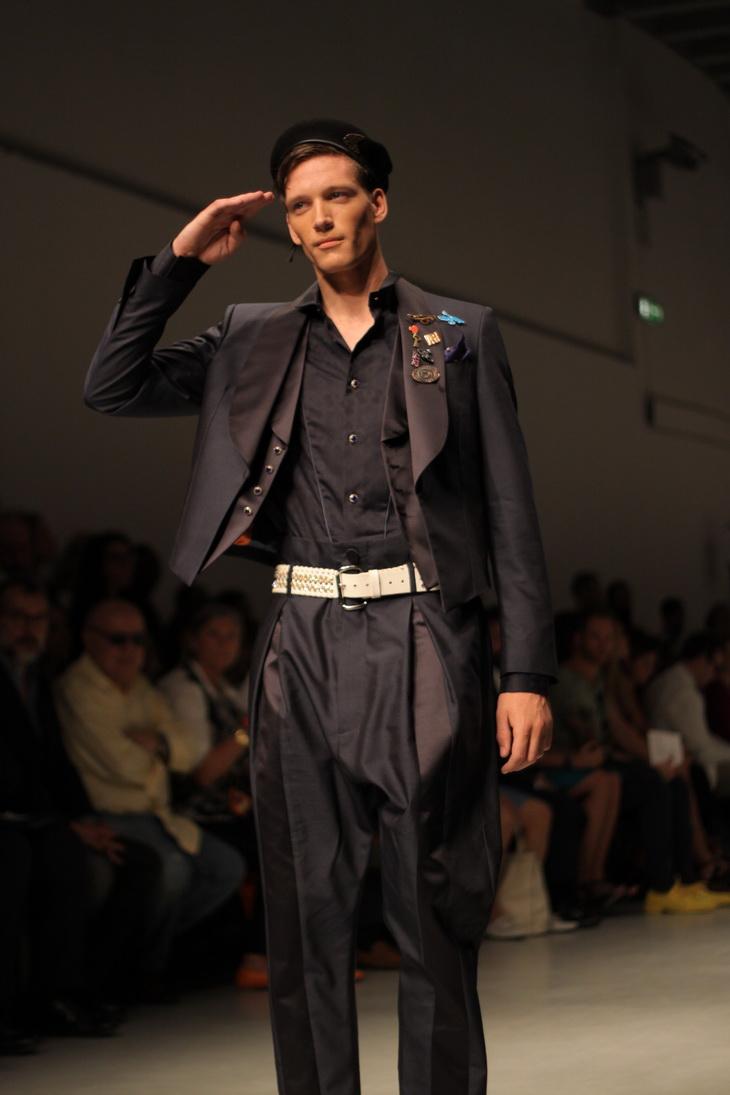 Westwood SS14 Menswear
