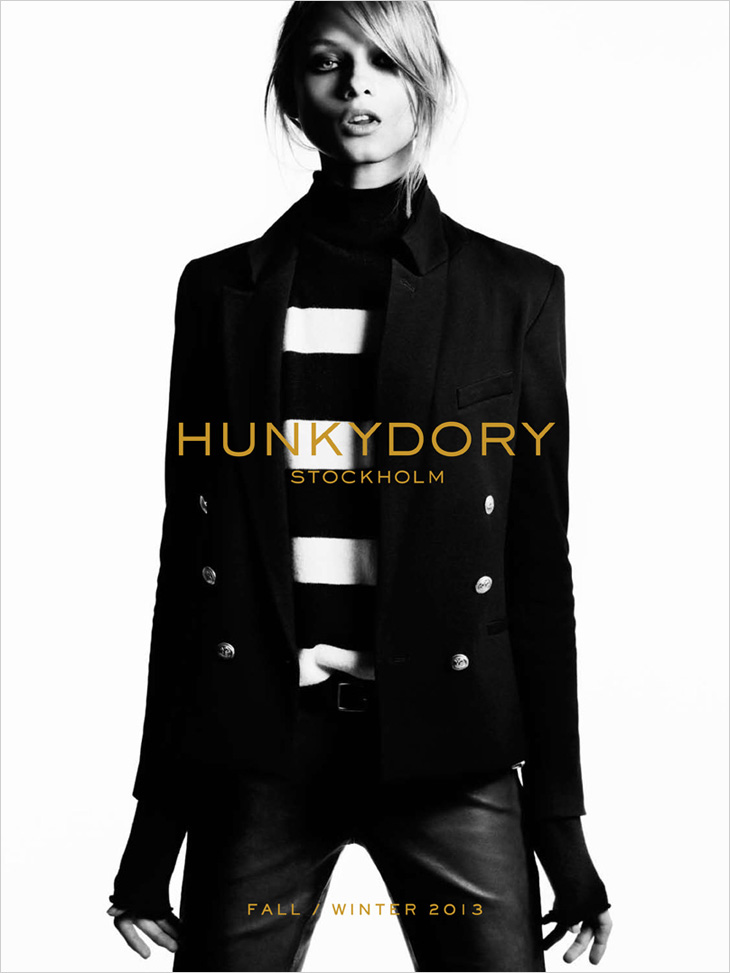 Hunkydory Fall/Winter 2013