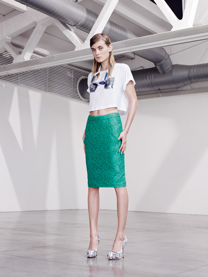 Spring Summer 2014 Pre-Collection