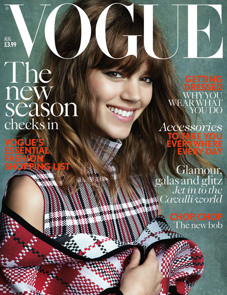 freja beha erichsen for vogue uk august 2013