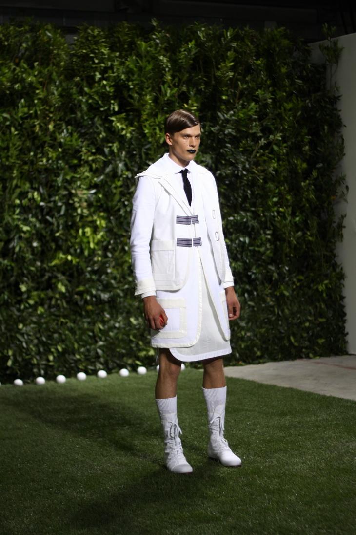 Moncler SS14 Menswear