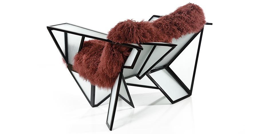 Mosaic Chair 02 BRC