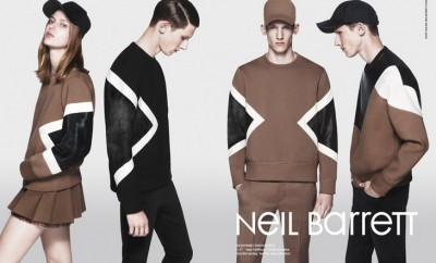 Neil Barrett Autumn Winter 2013 by Daniel Jackson 03