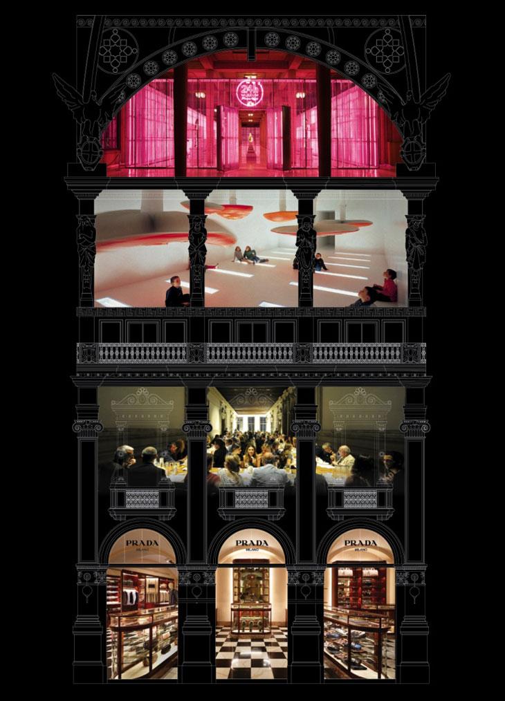 Prada Galleria