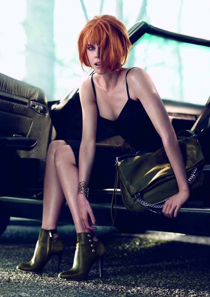 Nicole Kidman For Jimmy Choo Autumn Winter 2013