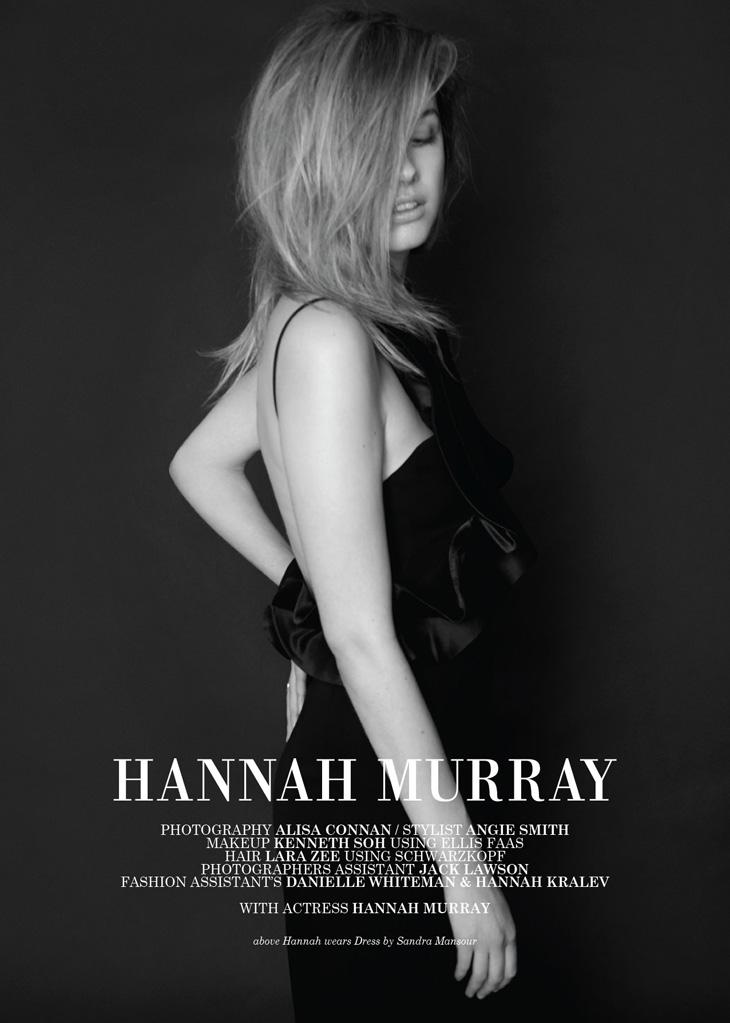 Hannah Murray