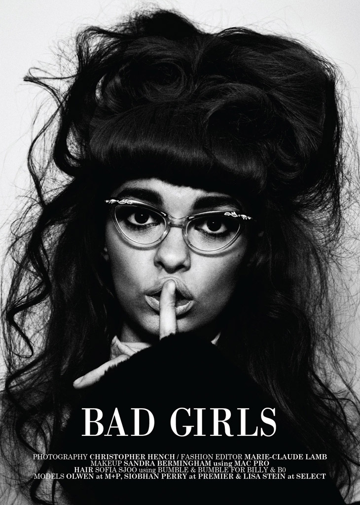 Bad Girls By Christopher Hench Beauty Rebel