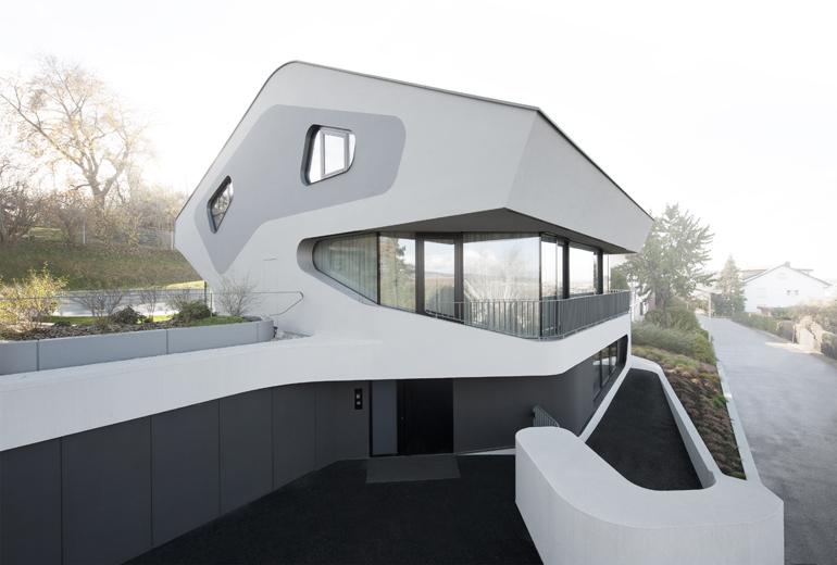 House In Stuttgart