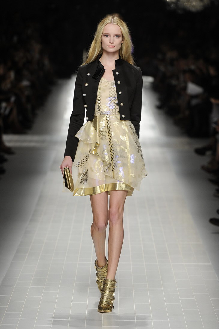 MFW SS14 Womenswear