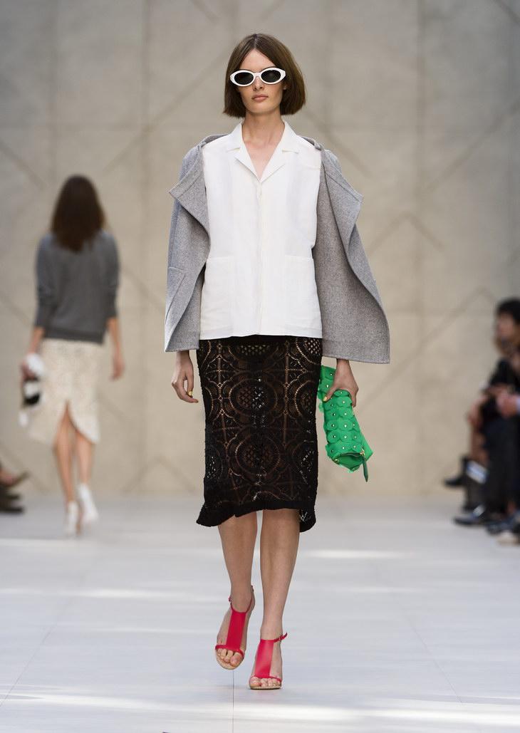 Womenswear SS14 LFW