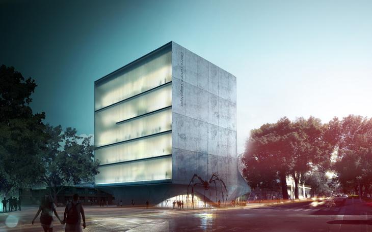 Cultural Center Chapultepec