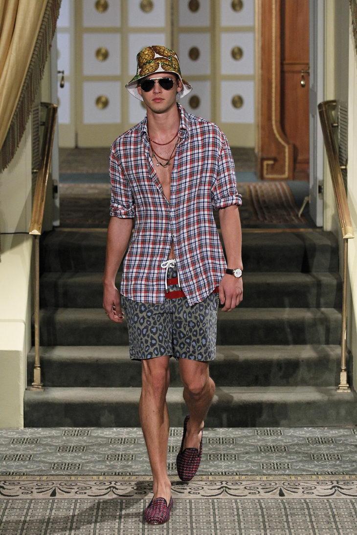 NYFW SS14 Menswear