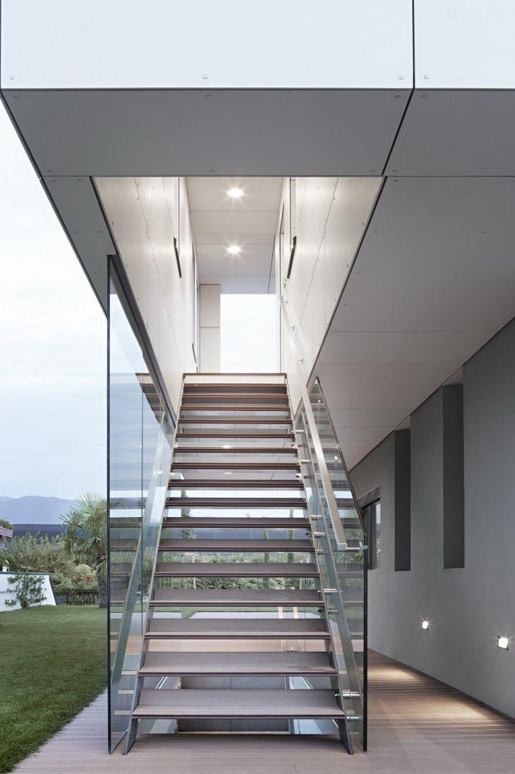 Monovolume Architecture