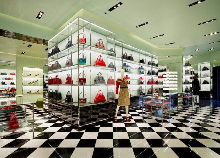 chanel stockholm butik