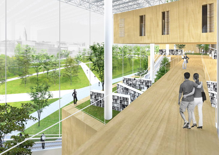 Helsinki Library Radionica