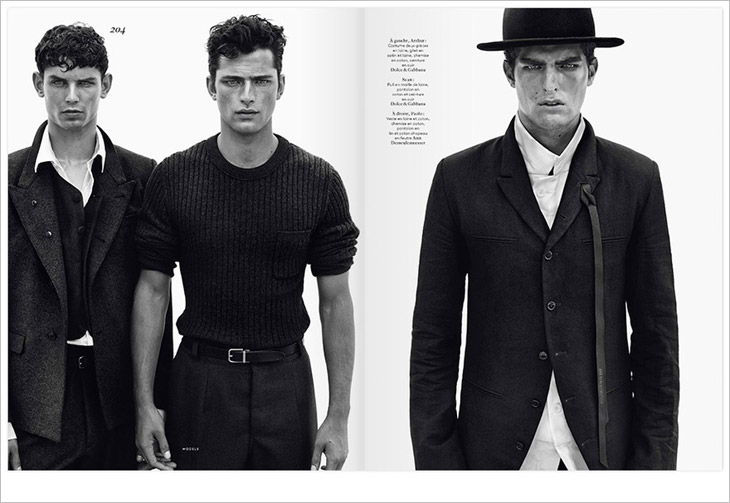 Vogue Hommes