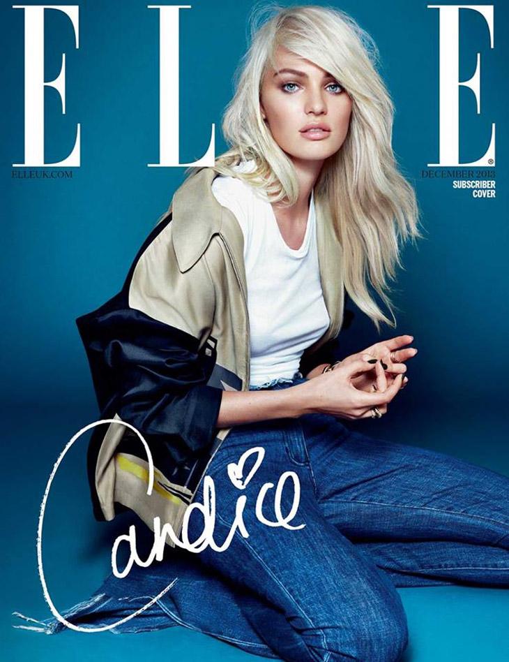 Elle Uk Fashion Editorial
