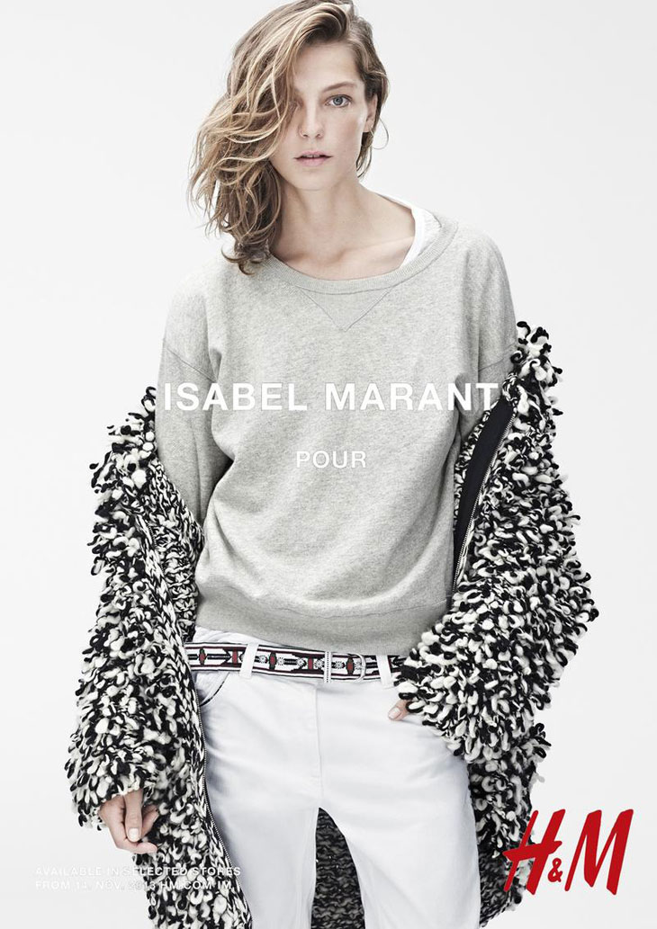 The shop Vestiaire Collective presents the ISABEL MARANT POUR H&M brand, creator of unique and authentic merchandise. ISABEL MARANT POUR H&M wishes to show off your figure with stylish clothing for a elegant style that corresponds with your identity.