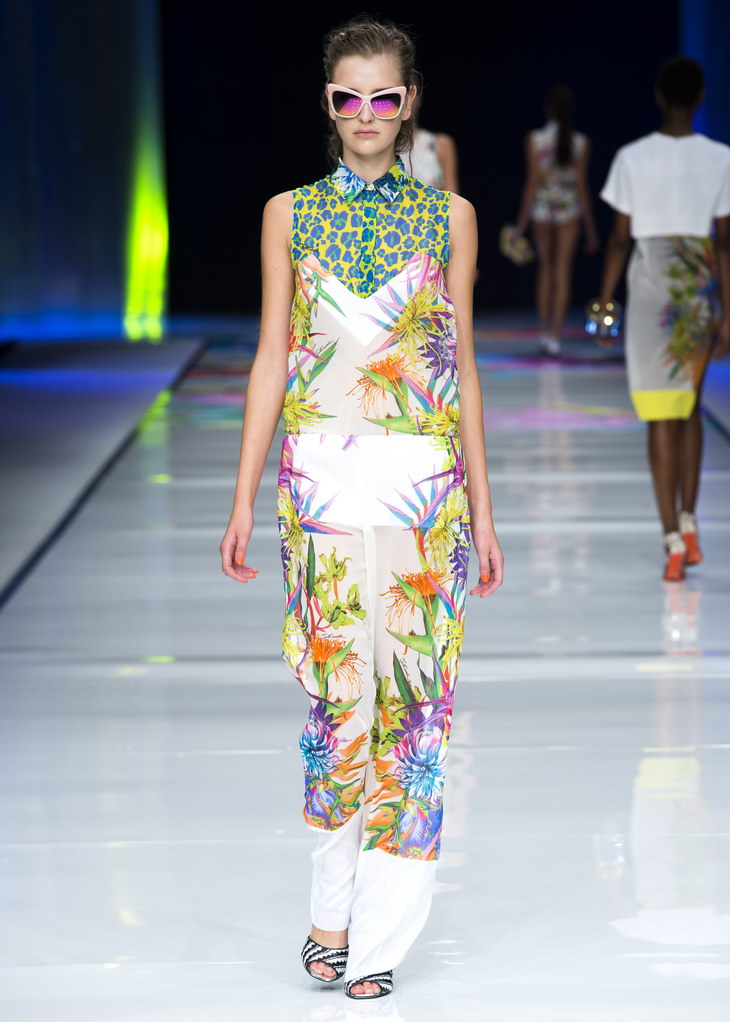 Spring Summer 2014 Womenswear