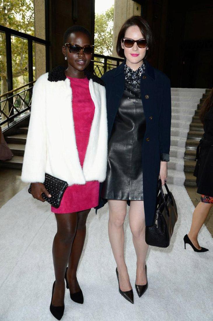 Lupita Nyong'o Michelle Dockery
