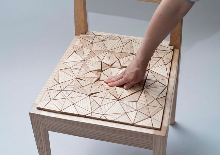 "New Colony Furniture Designs ""Squishy"" Chairs"