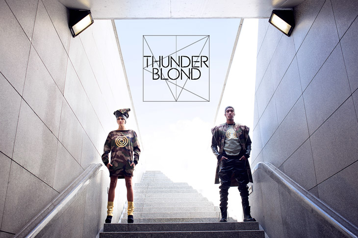 Thunder Blond