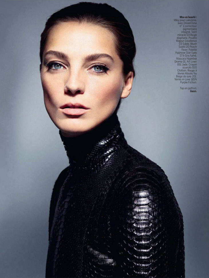 daria werbowy by cass bird for l 39 express styles. Black Bedroom Furniture Sets. Home Design Ideas