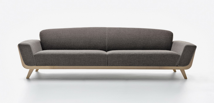 The Eye Catching Sofa Design From Passoni Nature