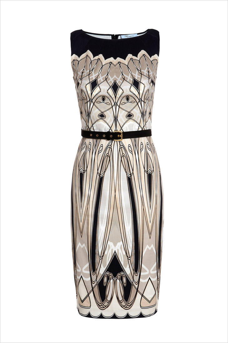 Blumarine Art Deco Capsule Collection 2013