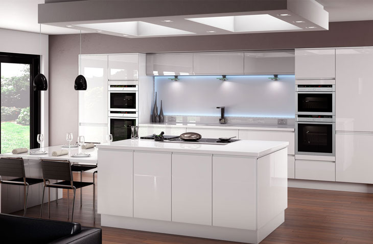 Fitted kitchen buying guide for Fitted kitchen designs