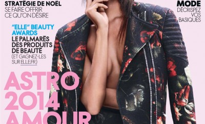 Joan Smalls Givenchy Elle France 01