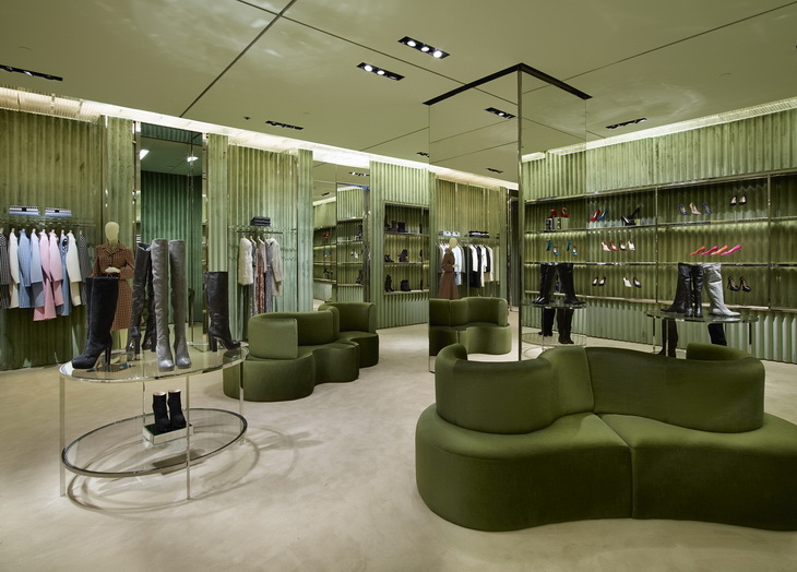 Prada opens an impressive store in almaty for Office design kazakhstan