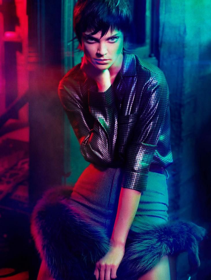 Viktoriya Sasonkina For Flaunt By Hunter Amp Gatti