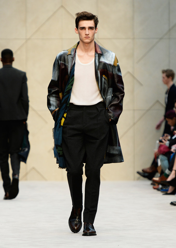 Burberry Prorsum Menswear Autumn Winter 2014