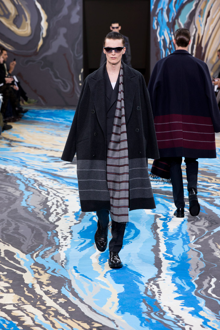 Louis Vuitton Homme Fall Winter 2014 Collection