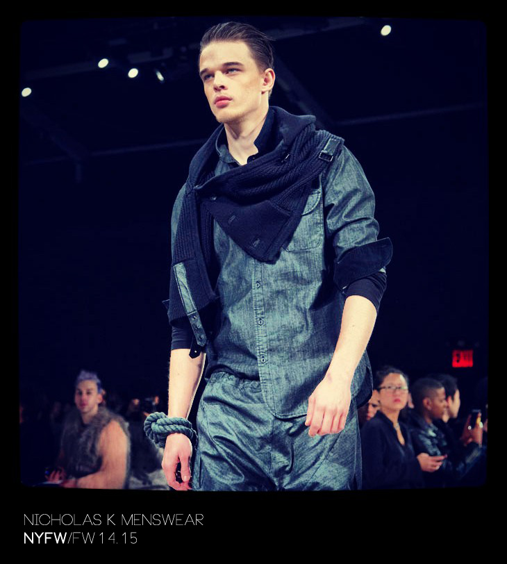 Nicholas K Menswear