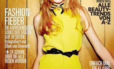 Glamour Magazine Ellen Von Unwerth 01