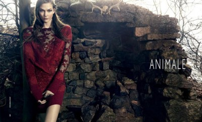 Karlie-Kloss-Animale-Fall-Winter-2014-01