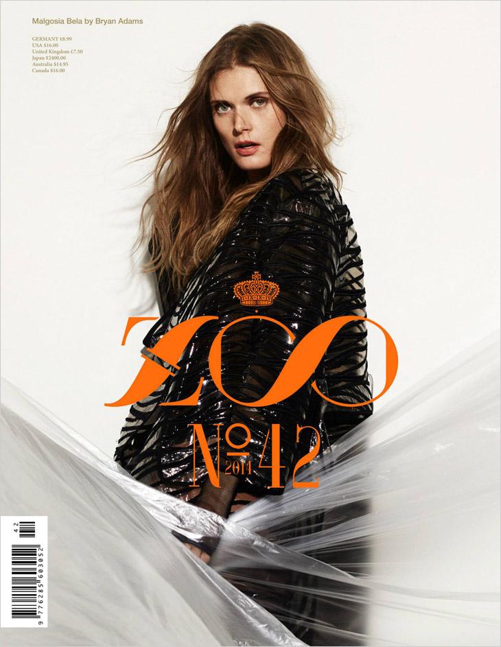 Lily McMenamy & Malgosia Bela for ZOO Magazine - photo#7
