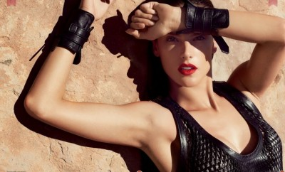 Alessandra Ambrosio Collier Schorr Flair 03