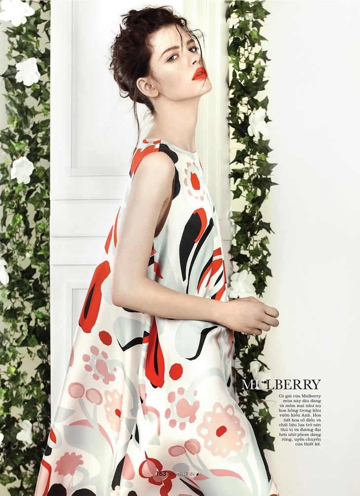 ELLE Phuong My Zhang Jingna