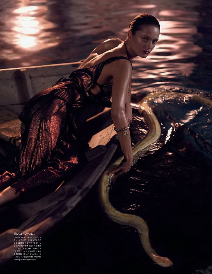 Vogue Japan Sean Seng